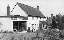 Spar Self Service shop unused RP pc Poole, St Edith's Marsh Bromham Nr Devizes