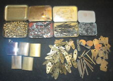 HUGE Lot of Vintage Permalon Lighter NOS Repair Parts Patent 1930 New Old Stock