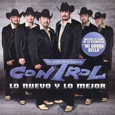 Control : Nuevo Y Lo Mejor CD