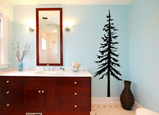Wild Pine Tree Amazing Vinyl Wall Stickers. Durable Decal Decor. High Quality UK