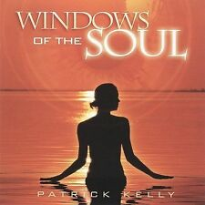 FREE US SHIP. on ANY 2 CDs! ~LikeNew CD Patrick Kelly: Windows Of The Soul