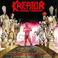 Kreator - Terrible Certainty Album Cover Art Print Poster 12 x 12