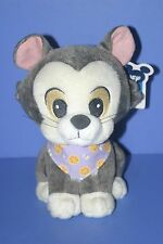 DISNEY Pinocchio FIGARO Cat Plush Doll SEGA 6.4""