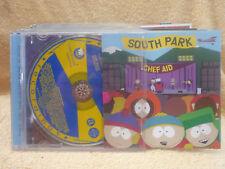 SOUTH PARK CHEF AID THE SOUTH PARK ALBUM C.D.NEW
