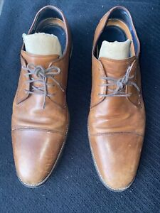 Cole Haan Brown Dress Shoes - GRAND.OS Size 12