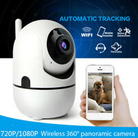 Smart Wifi 1080P HD Wireless Network P2P Home Security IP Camera Night Vision