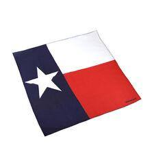 55.9cmx55.9cm Texas Bandera algodón BANDANA Fade RESISTENTE