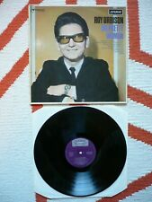 Roy Orbison Oh, Pretty Woman Vinyl UK 1964 London 1st Press 1B1B Mono LP Best Of