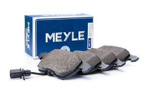 MEYLE Original Brake Pad Set Rear 025 246 0617/K1 fits Audi A4 1.8 TFSI (B8) ...