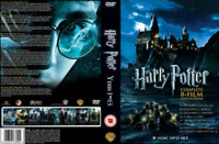 Harry Potter: The Complete 8-Film Collection DVD (8-Disc Box Set) FAST SHIPPING