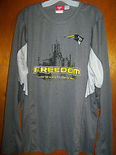 Freedom Pa High School Patriots Wrestling Workout Gym Jersey Shirt For Jock Xl
