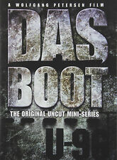 Das Boot - Original Uncut Mini Series - New!