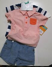 New with Tag for Sale -Just One You Made by Carter's Boys' (3 pcs.Set ) size:3M
