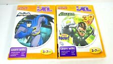 Fisher Price iXL Learning System Batman and Green Lantern Story Art Music NEW