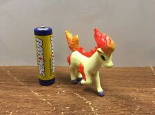 Used Official Tomy Pokemon plastic Figure Ponyta 1-2 Inches Rare  U.S Seller