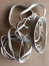 """Aile Bandes 3"""" x 1/4 """"Pack de 12 bandes élastiques"""