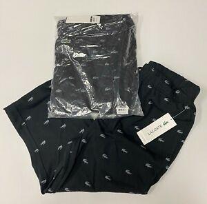 Lacoste Sleepwear Pajama Pants *Elastic Bottom*