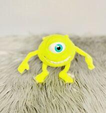 "Disney Monsters Inc Mike Wazowski Plush  6""Hasbro 2001"