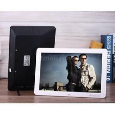 """Andoer 12""""inch HD Digital Photo Frame Picture Album Movie Player Remote Control"""