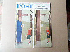 Saturday Evening Post Magazine February 7 1959 Complete