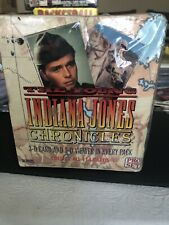 The Young Indiana Jones Chronicles Trading Cards 1992 ProSet Sealed Box 36 Packs