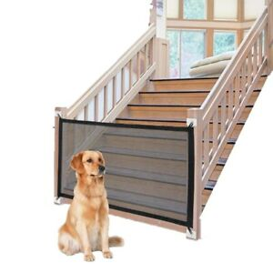 Dog Accessories Pet Fence Household Door Portable Folding Safety Protection Cat