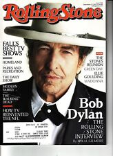 Rolling Stone September 27, 2012 - Bob Dylan The Rolling Stone Interview