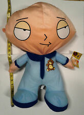 2008 Nanco Family Guy Stewie Griffin PJs Jumbo Huge Plush Toy 23in NWT VHTF Rare