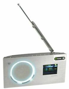 Grundig Cosmopolit 8 Web DAB+ Internet Radio WLAN, USB, MP3