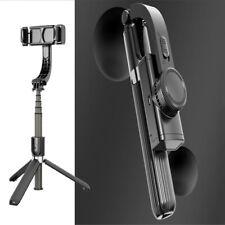 Stabilizzatore smartphone treppiedi cellulare carica USB stabilizza foto video