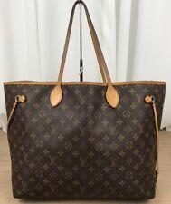 100% Authentic Louis Vuitton Neverfull GM Monogram Handbag Tote