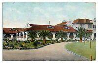 1908 Fresno County Hospital, Fresno, CA Postcard *261