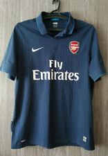 Nike Arsenal Gunners 2009 Away 3rd Football Shirt Soccer Jersey Polo Mens Sz XL