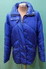 Vintage-Sport-Alm Jacke blau Gr 40 (aber sehr groß) Kitzbühel Designer Damen SKI