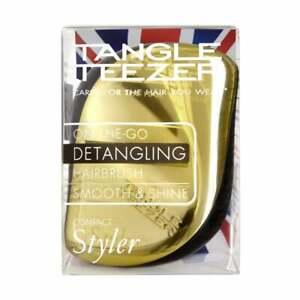 Tangle Teezer Compact Styler Gold Rush Detangling Hairbrush