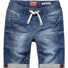 Vingino Jungen Jeans Shorts Cecario Bermuda Gr. 116 -   NEU