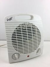 NEW Comfort Zone CZ35 Compact 1500 Watt Portable Fan Space Heater w/ Thermostat