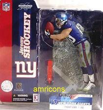 Ny Giants Te Jeremy Shockey McFarlane Sports Nfl Football Series 7 New 2002