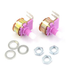 2Pcs WH149 With Switch Potentiometer Adjustable Resistance Component Pop