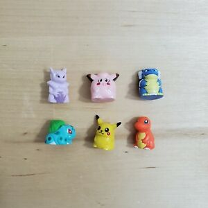Pokemon Monopoly Replacement Token Pieces ~ Pick One ~ Mewtwo Pikachu Clefairy