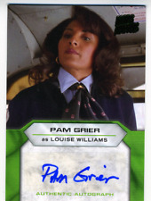 2013 Topps Mars Attack Invasion AUTO/Autograph - Pam Grier as Louise Williams