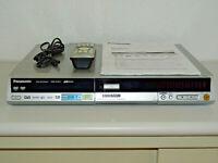 Panasonic DMR-EH54D DVD-Recorder / 80GB HDD, inkl. FB&BDA, 2 Jahre Garantie