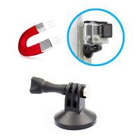 Magnet Mount Magnetic Holder for Gopro Hero 3 4 5 6 7 8 9 SJCAM SJ4000 Eken