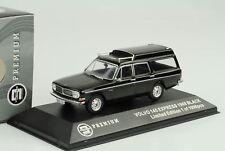 Volvo 145 Express 1969 schwarz 1:43 Triple9 Premium