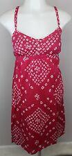Aeropostale Sun Dress Size S Small Pink Sundress