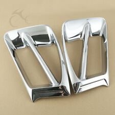 Chrome ABS Air Exhaust Intake Accent Trim For Honda Goldwing GL 1800 12-16 14 15
