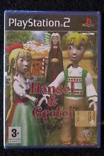 PS2 : HANSEL & GRETEL - Nuovo, sigillato ! Da Phoenix Games !