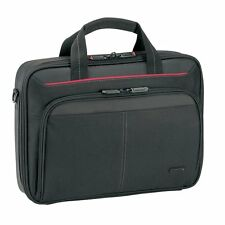 Targus Classic Clamshell Laptop Bag/Case fits 12-13.4 inch Laptops NEW FREE P&P