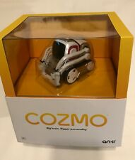 NEW Anki Cozmo Robot (with 3 power cubes), Carrying case and Extra Tread Pack