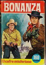 """Col. HÉROES nº 30: BONANZA """"El cofre misterioso"""". BRUGUERA, 1ª ed. 1964"""
